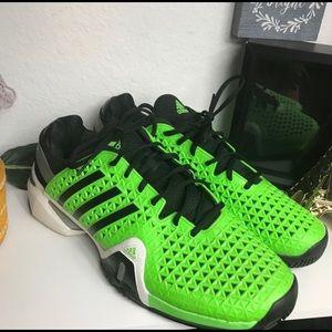 Adidas Men's Adipower Barricade +8 Tennis shoes